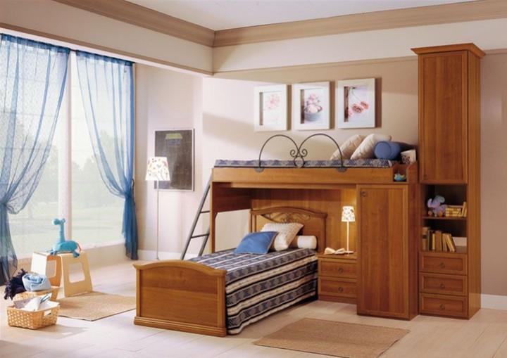 cameretta per bambini antares. mobili on line, camerette per ... - Arredamento Bambini Online