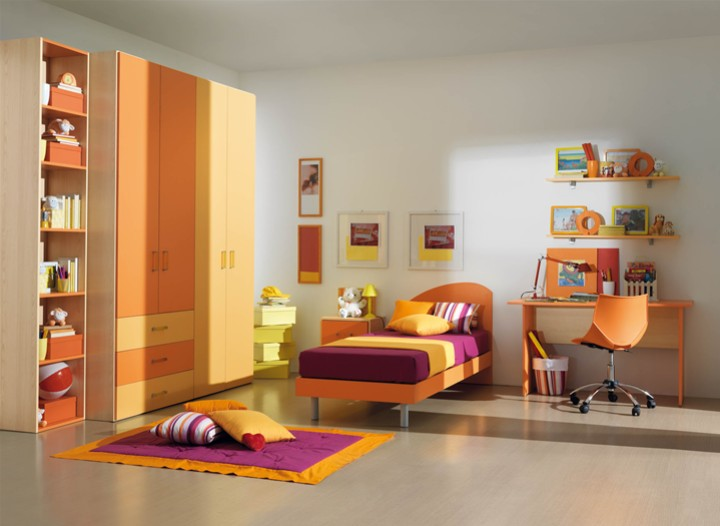 Cameretta per bambini ariel mobili on line camerette per for Outlet arredamento casa