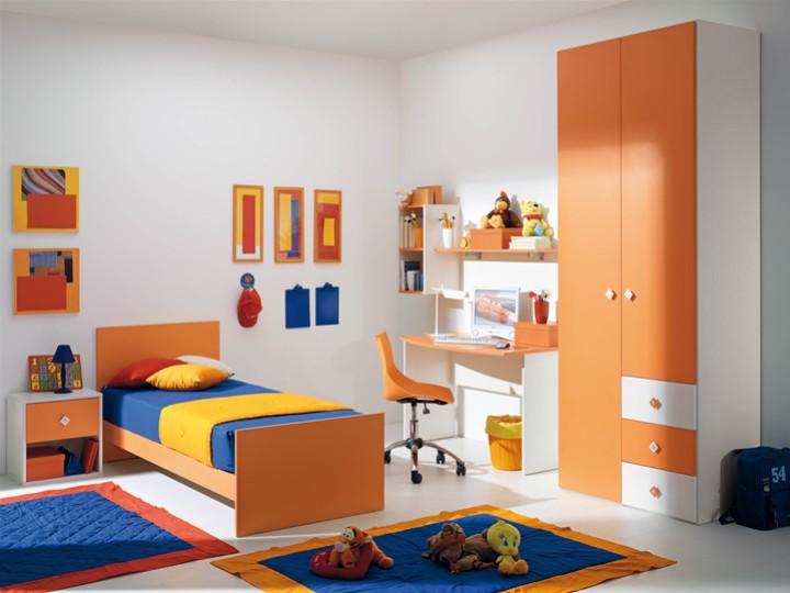 Cameretta per bambini ermanno mobili on line camerette for Mobili per camera ragazzi