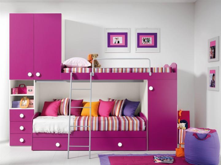 cameretta per bambini ileana. mobili on line, camerette per ... - Arredamento Bambini Online