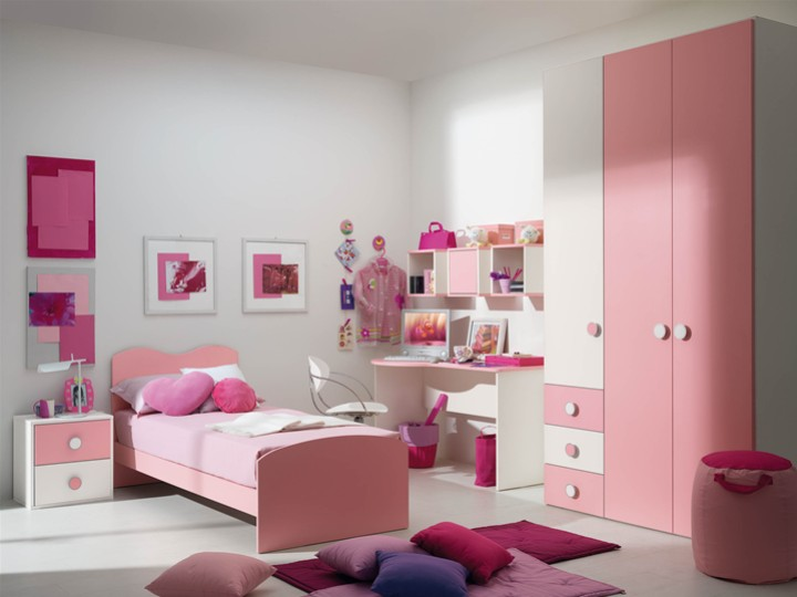 cameretta per bambini jessica. mobili on line, camerette per ... - Arredamento Bambini Online