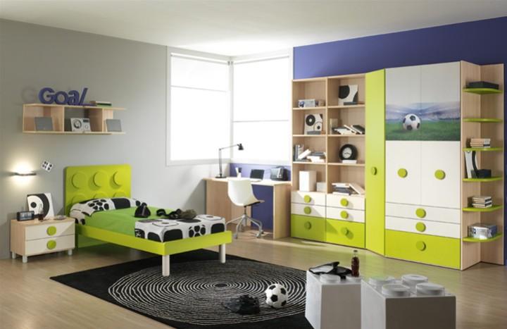 cameretta per bambini lego. mobili on line, camerette per bambini ... - Arredamento Bambini Online