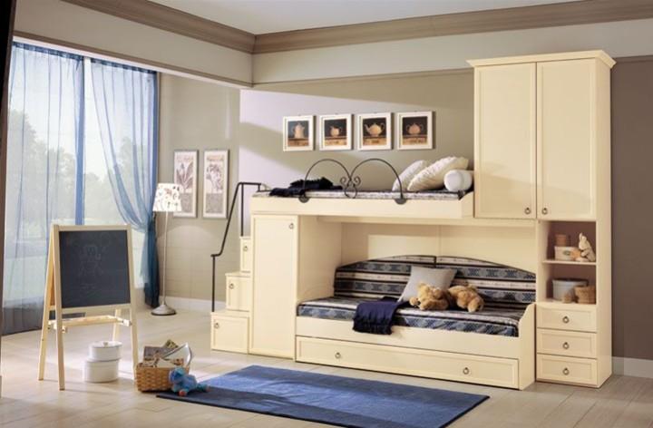 cameretta per bambini nausica . mobili on line, camerette per ... - Arredamento Bambini Online