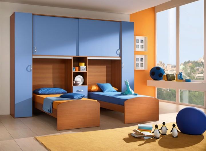 cameretta per bambini omar. mobili on line, camerette per bambini ... - Arredamento Bambini Online