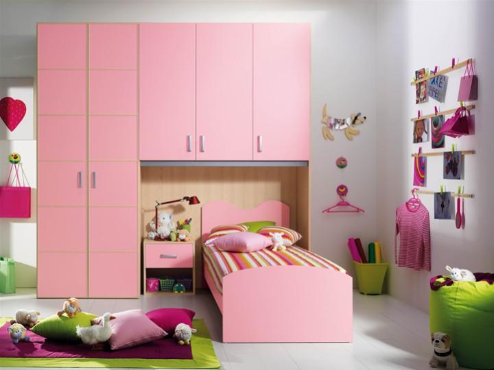 Camerette bellissime idee per arredare la cameretta dei - Decorazioni muri camerette bambini ...