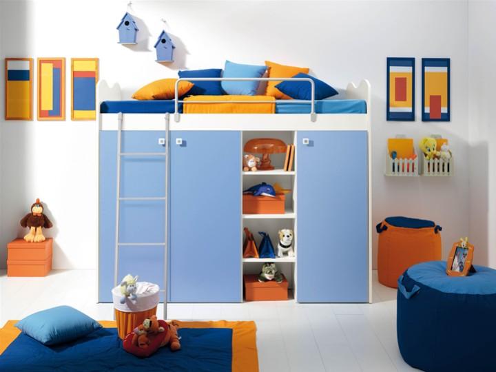 Cameretta per bambini roby mobili on line camerette per - Camerette x ragazzi ikea ...