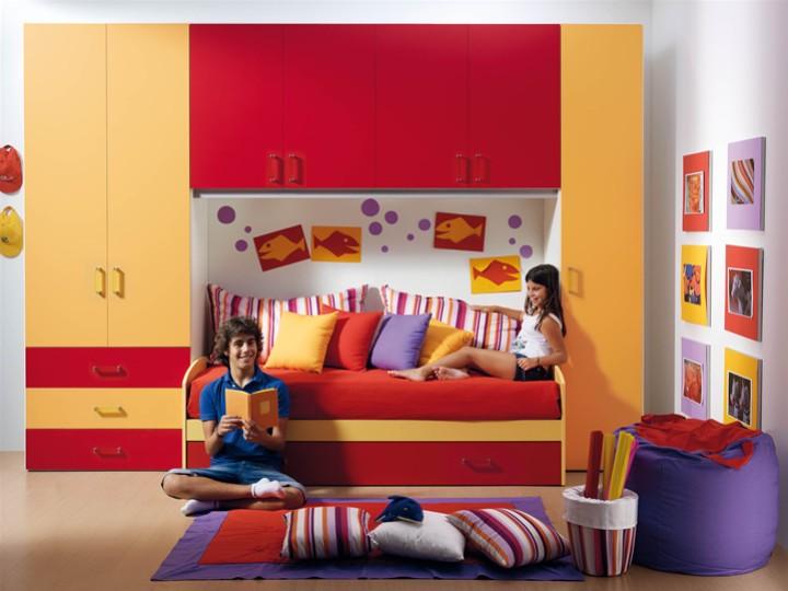 cameretta per bambini roma. mobili on line, camerette per bambini ... - Arredamento Bambini Online