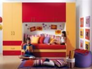 Cameretta per bambini roma mobili on line camerette per for Arredamento bambini roma