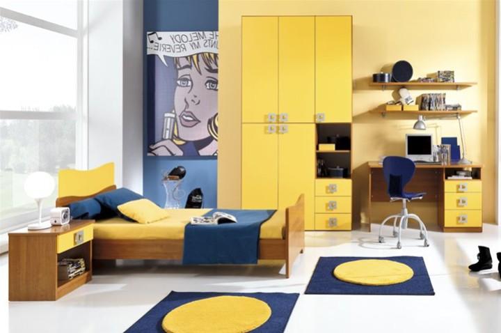 Cameretta per ragazzi birba mobili on line camerette for Arredamento per ragazzi