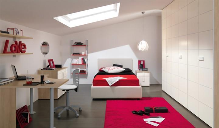Idee per dipingere camera ragazzi elegant come arredare la camera da letto piccola proposte al - Idee per dipingere cameretta ...