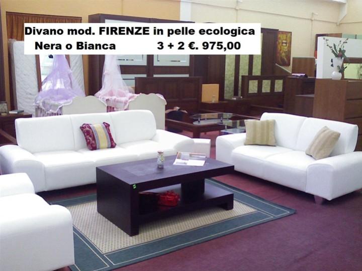 Divano 3 posti 2 posti design in pelle mobili on line for Divano pelle 3 posti