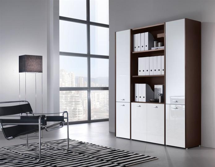 Mobili da ufficio librerie scaffali design ~ Mobilia la tua casa