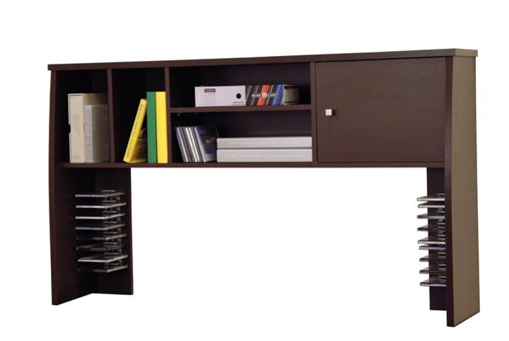 Libreria sopra scrivania mobili on line camerette per for Mobile scrivania libreria