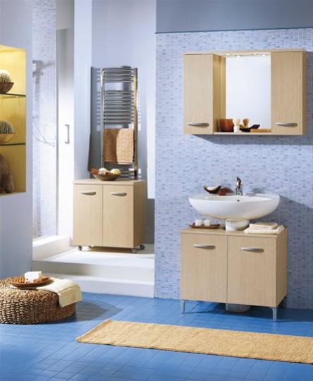 Mobile da bagno mobili on line camerette per bambini - Bagno per bambini ...
