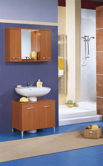 Mobile da bagno mobili on line camerette per bambini camerette per ragazzi arredo outlet - Mobile sottolavello bagno ...
