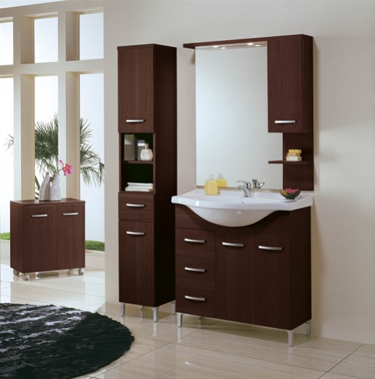 Stunning mobili bagno weng ideas for Misure mobili bagno