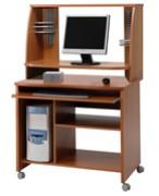 Scrivanie porta pc mobili on line camerette per ragazzi for Center mobili outlet