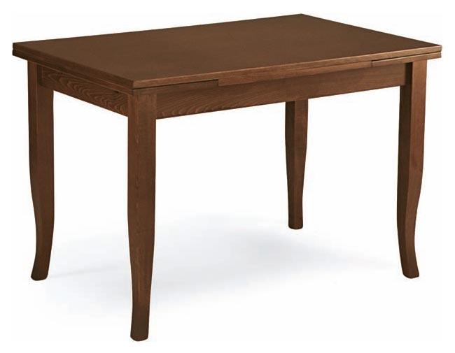 Tavolo in legno arte povera allungabile mobili on line for Tavolo arte povera