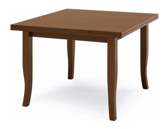 Tavolo in legno arte povera ribaltabile mobili on line for Tavolo arte povera