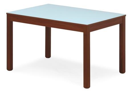Tavolo in vetro e legno focus mobili on line camerette for Tavolo vetro e legno