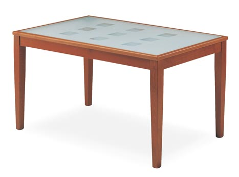 Tavolo legno e vetro mobili on line camerette per for Tavolo vetro legno