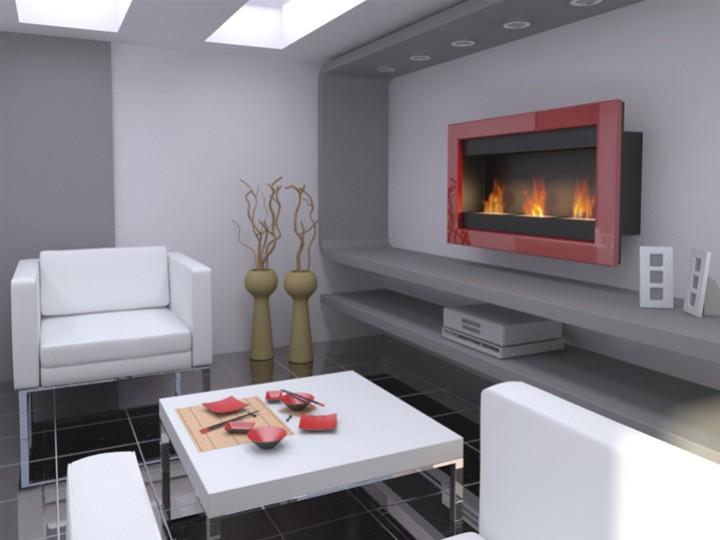 Biocaminetto oxy 108 mobili on line camerette per for Arredamento casa biz